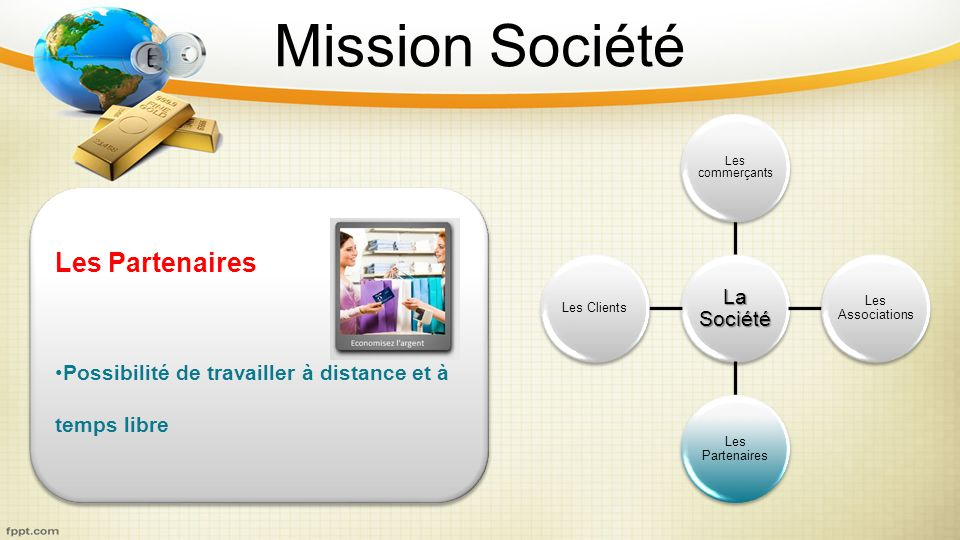 Mission Société Les Partenaires
