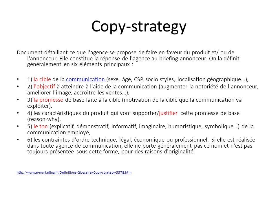 Copy-strategy