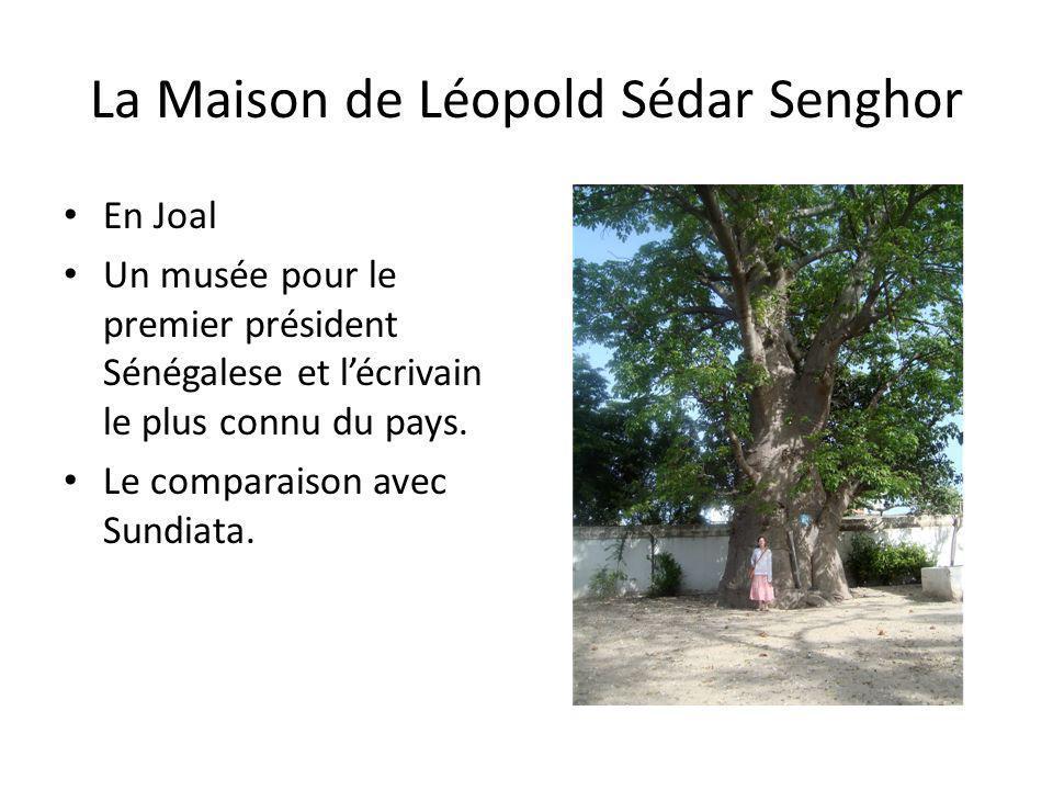 La Maison de Léopold Sédar Senghor