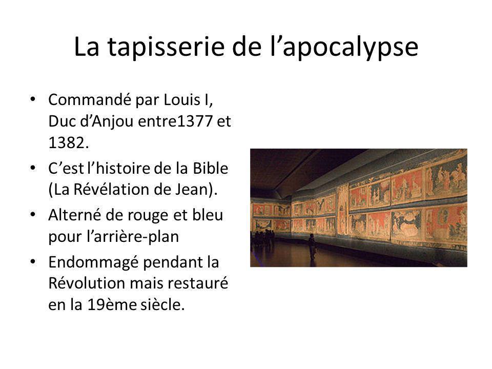 La tapisserie de l'apocalypse