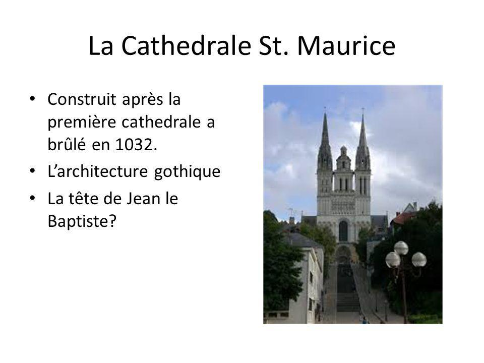 La Cathedrale St. Maurice