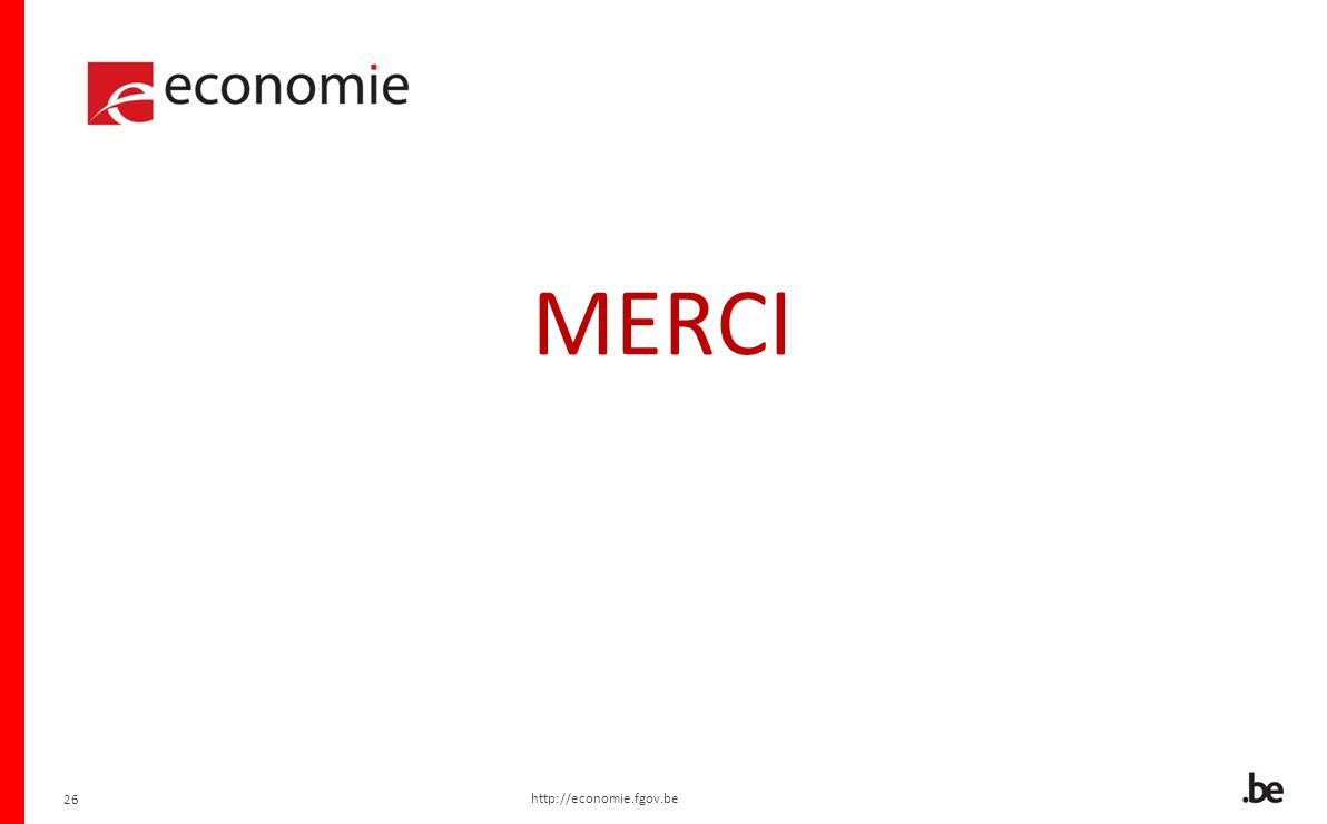 MERCI http://economie.fgov.be