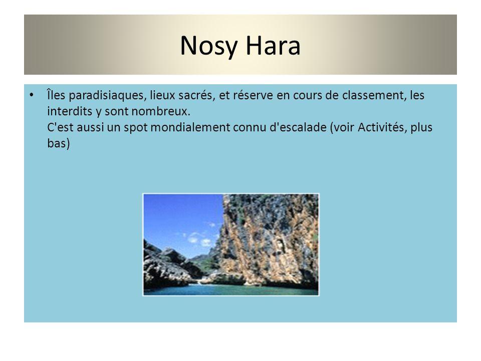 Nosy Hara