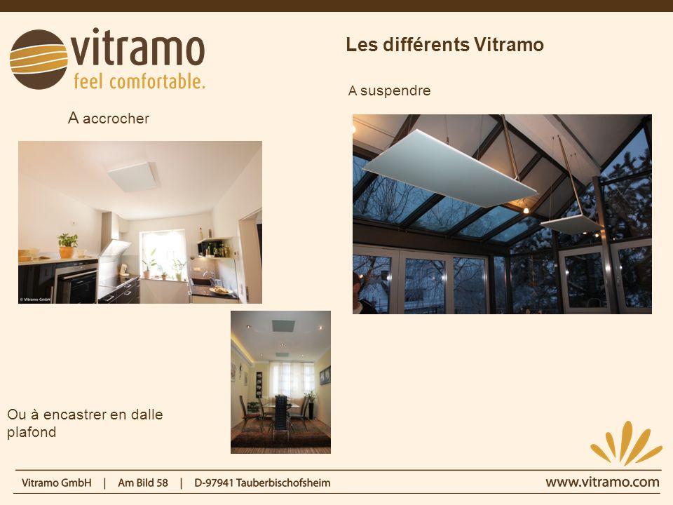 Les différents Vitramo