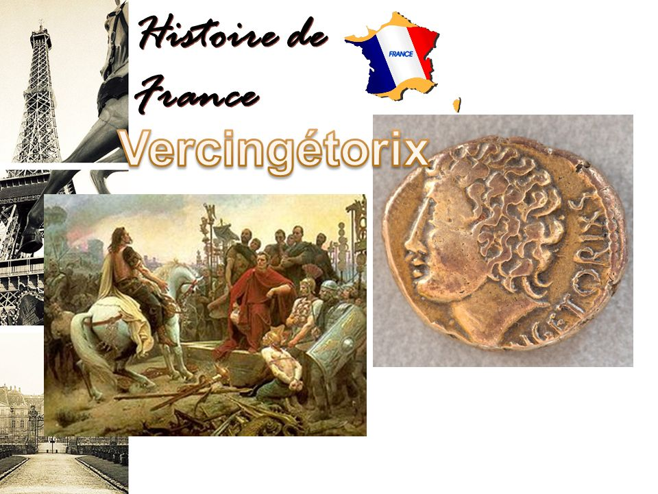 Histoire de France Vercingétorix