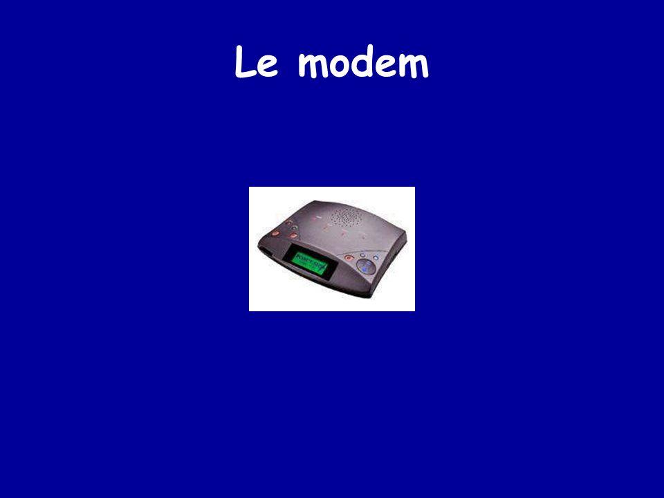 Le modem