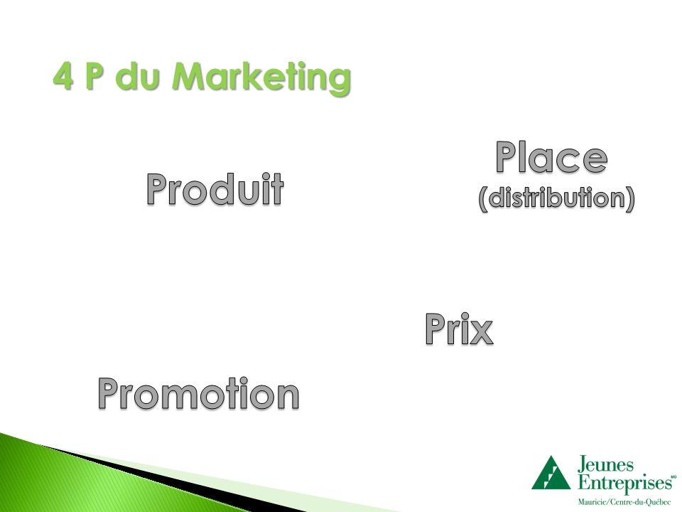 Place Produit Prix Promotion