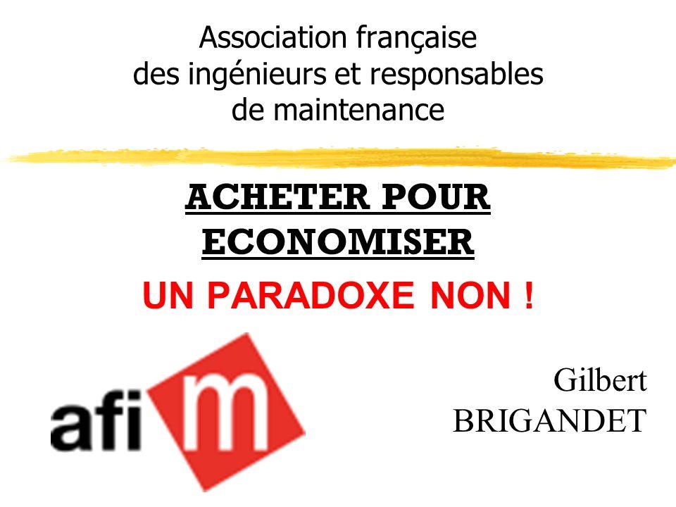 Association française des ingénieurs et responsables de maintenance