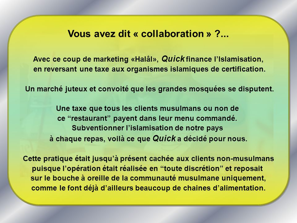 Vous avez dit « collaboration » ...