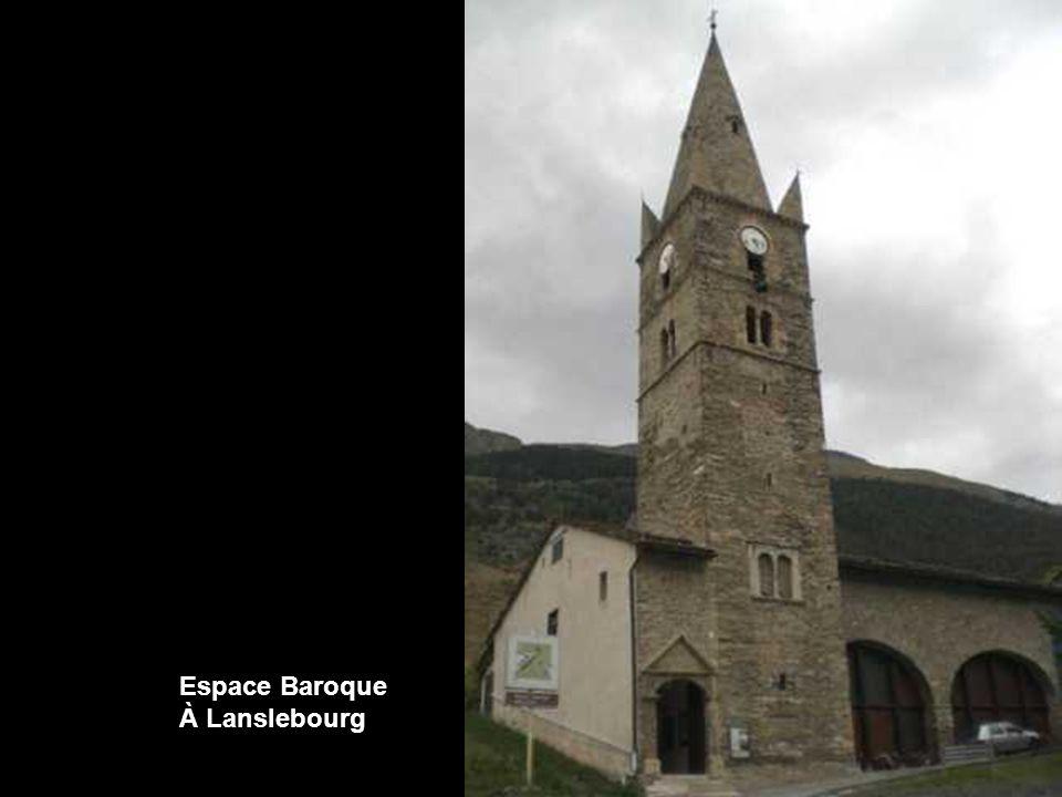 Espace Baroque À Lanslebourg