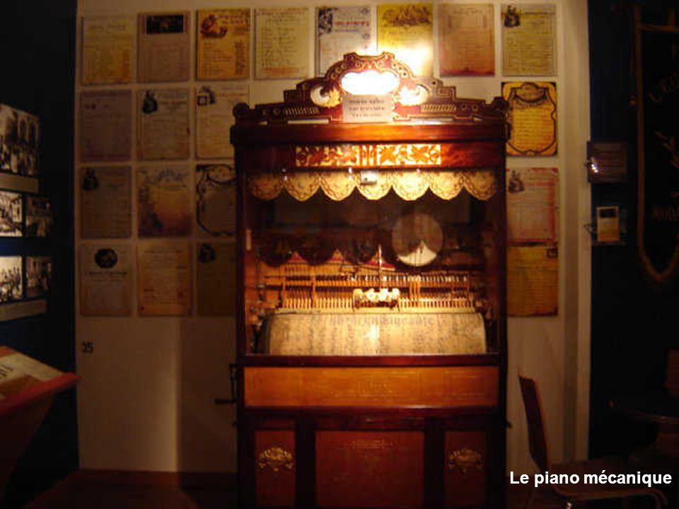 Le piano mécanique