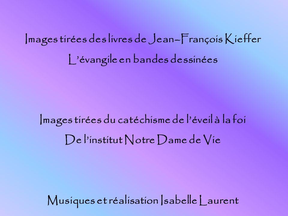 Images tirées des livres de Jean–François Kieffer