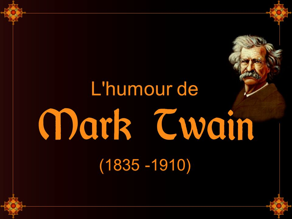 L humour de (1835 -1910)