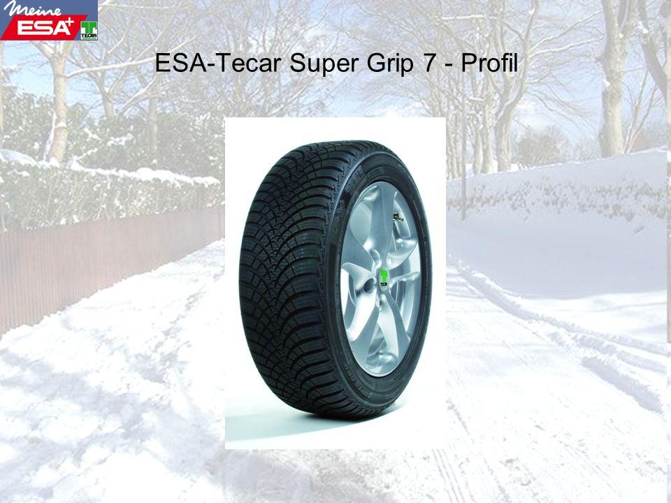 ESA-Tecar Super Grip 7 - Profil