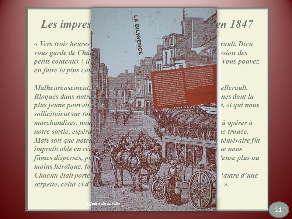 Les impressions d'Alexandre Dumas en 1847