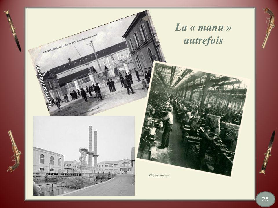 Châtellerault : la « Manu »