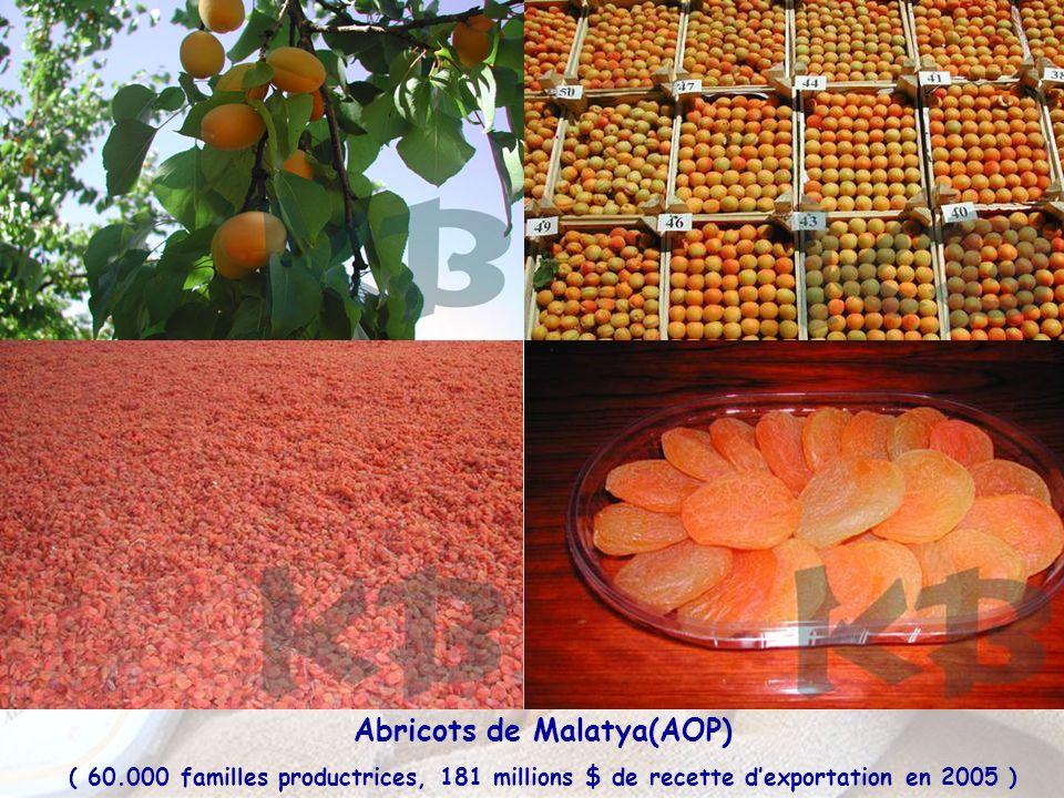 Abricots de Malatya(AOP)
