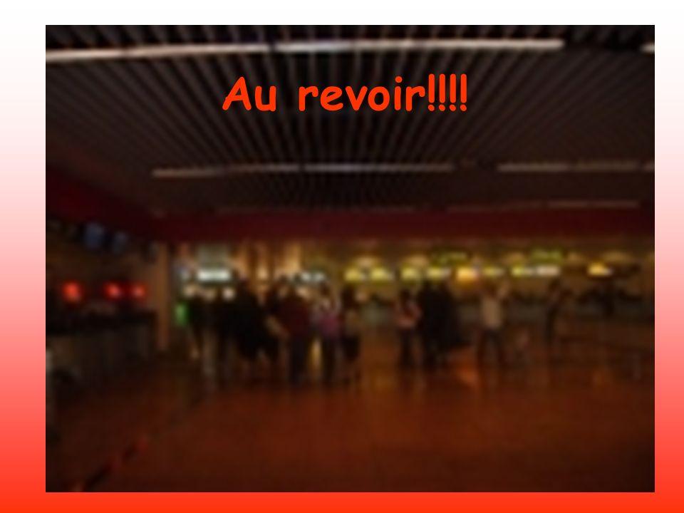 Au revoir!!!!
