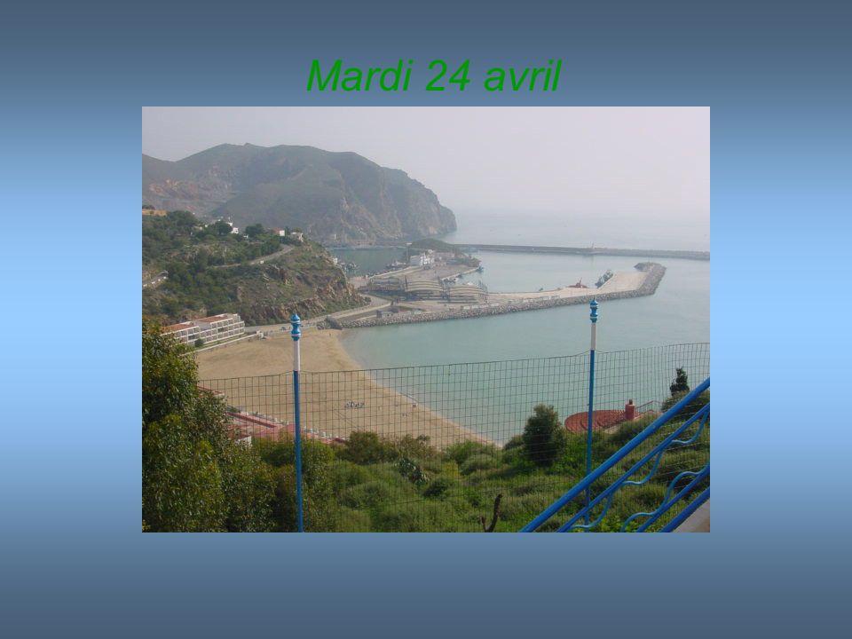 Mardi 24 avril 2007