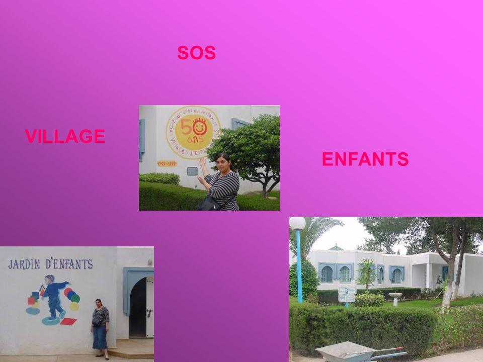 SOS VILLAGE ENFANTS