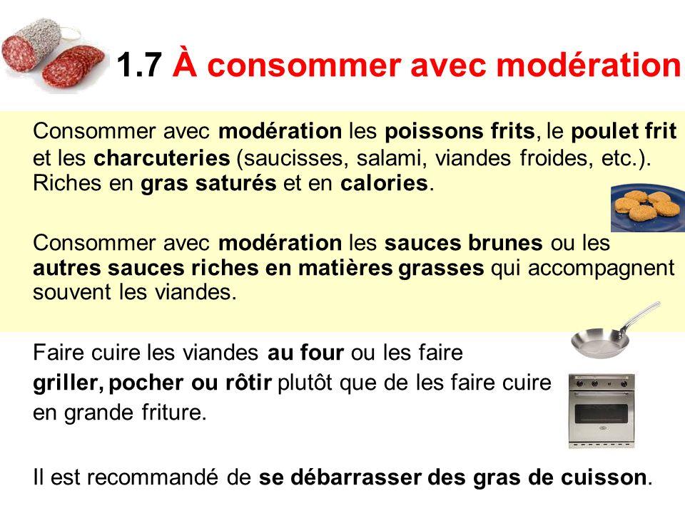 1.7 À consommer avec modération
