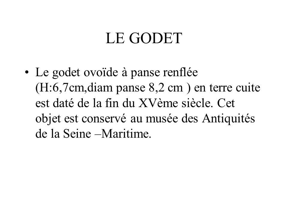 LE GODET