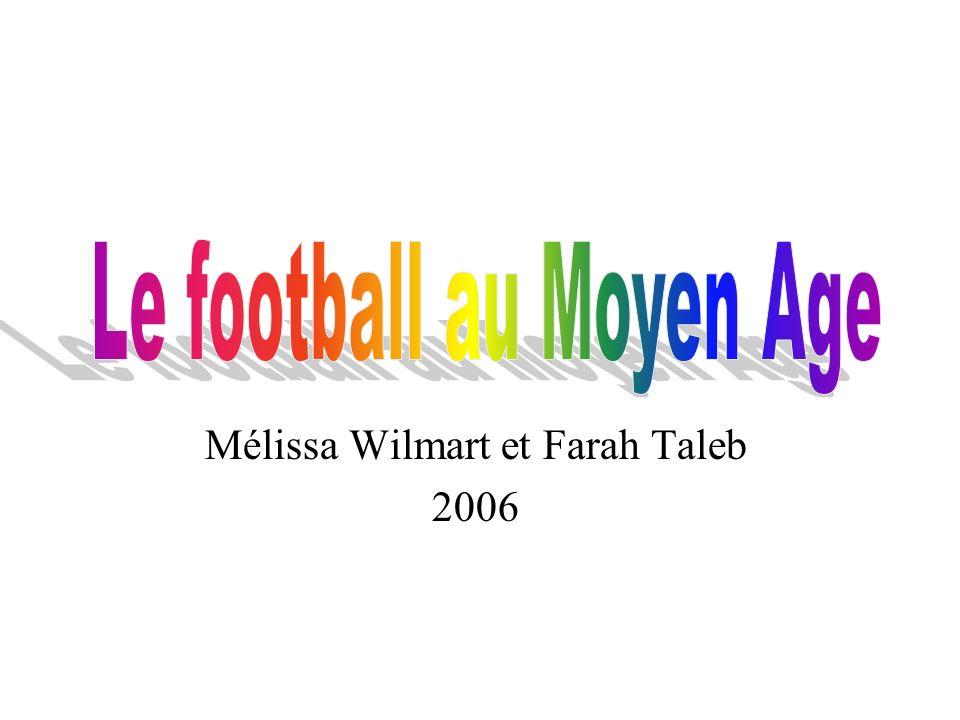 Mélissa Wilmart et Farah Taleb 2006