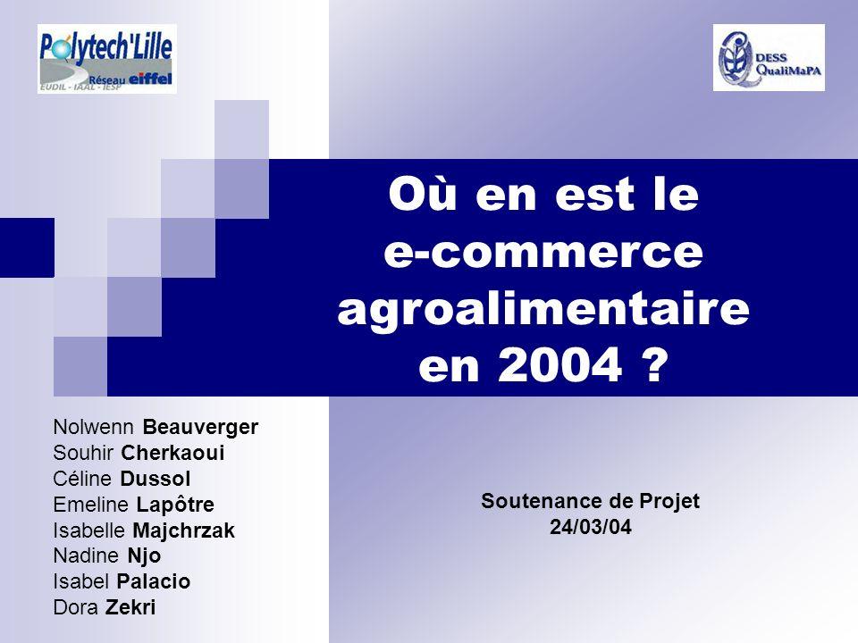 e-commerce agroalimentaire