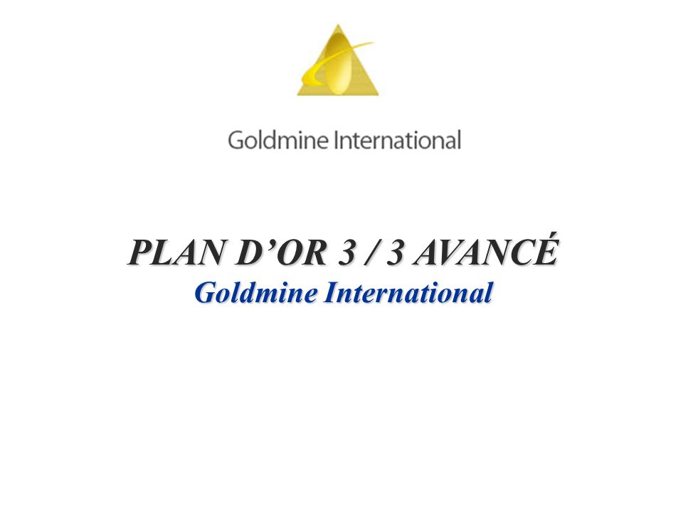 Goldmine International