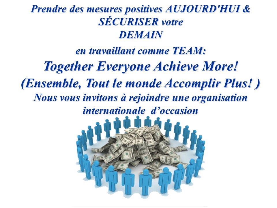 Together Everyone Achieve More!