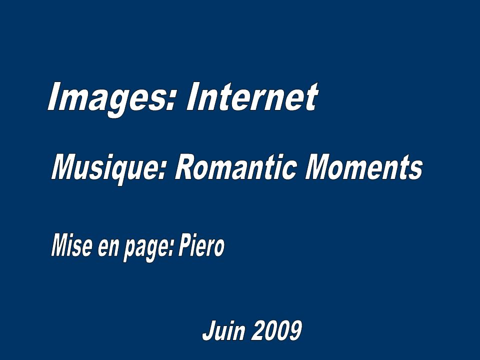 Musique: Romantic Moments