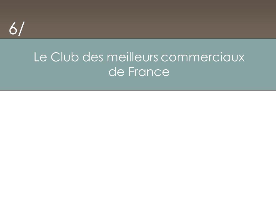 Le Club des meilleurs commerciaux de France