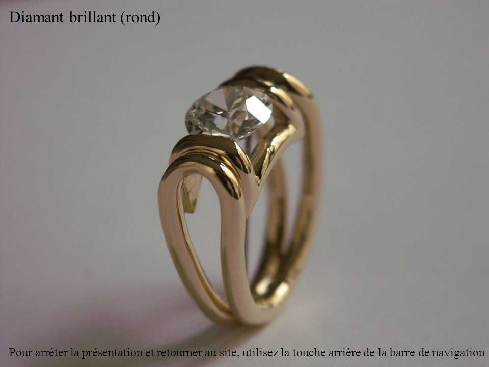 Diamant brillant (rond)