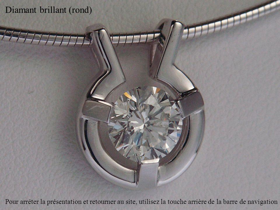 Diamant brillant (rond)