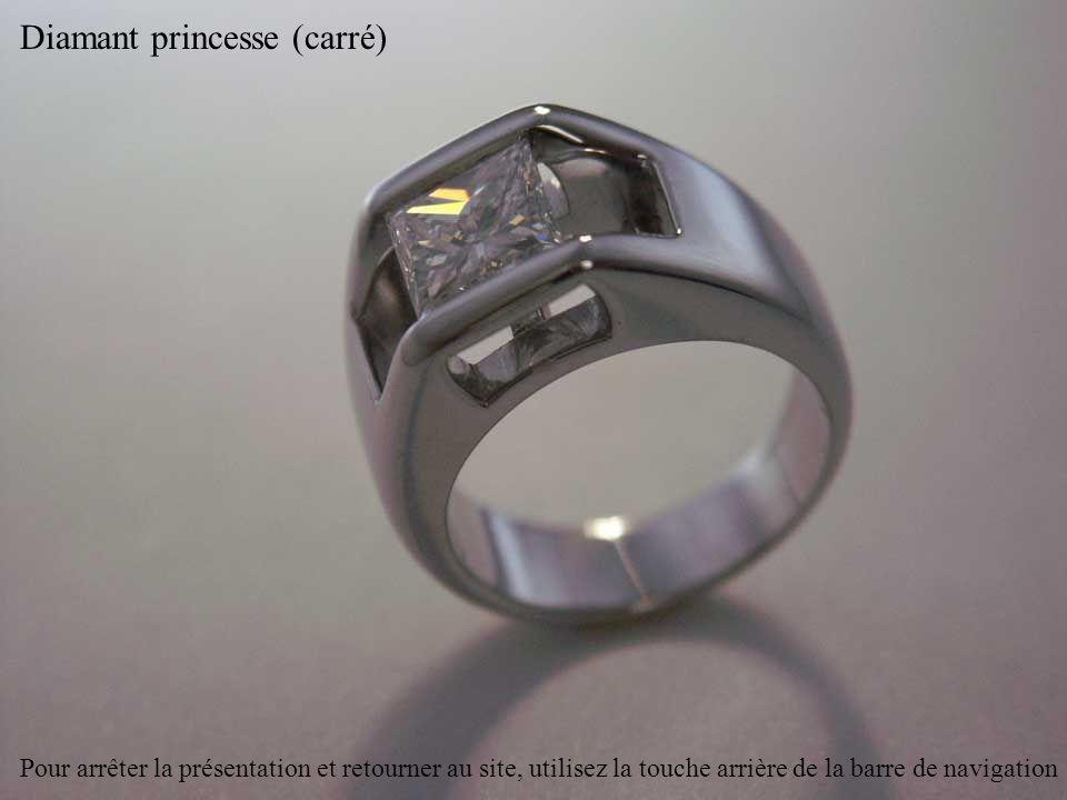 Diamant princesse (carré)