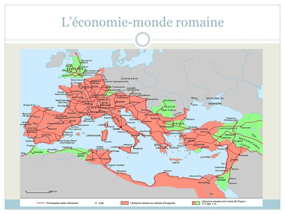 L'économie-monde romaine