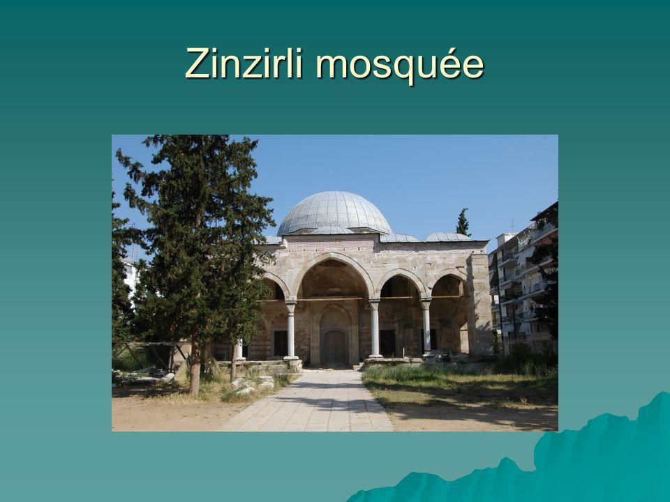 Zinzirli mosquée