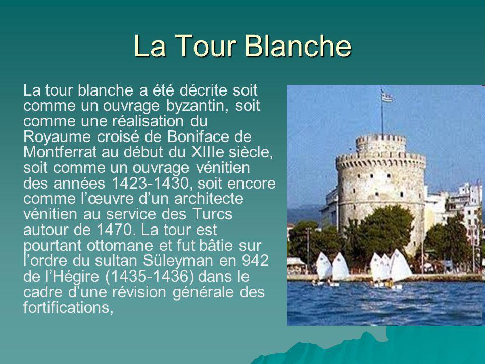 La Tour Blanche