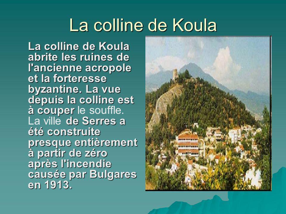 La colline de Koula