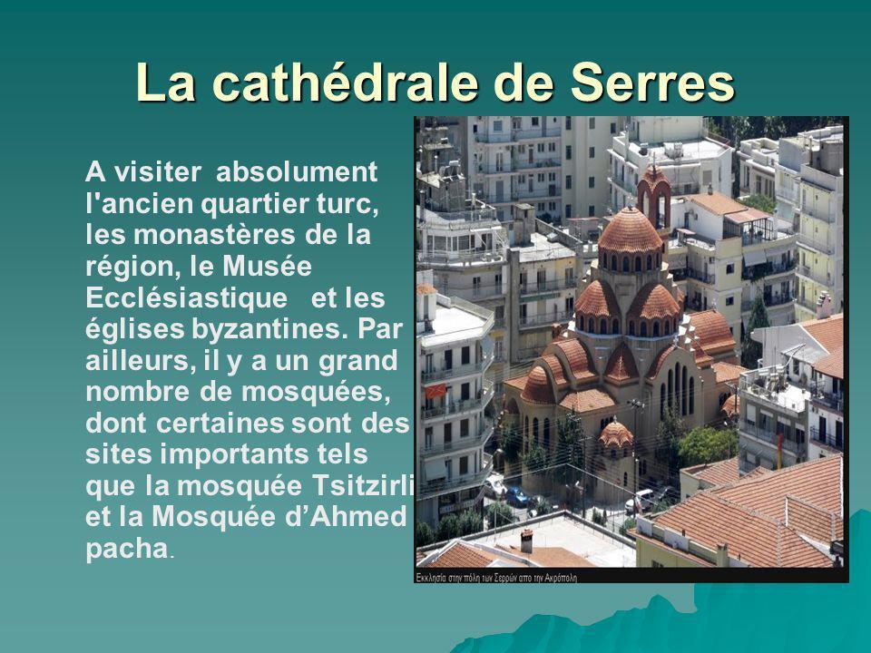 La cathédrale de Serres