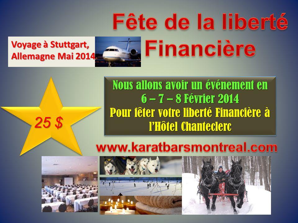 Fête de la liberté Financière
