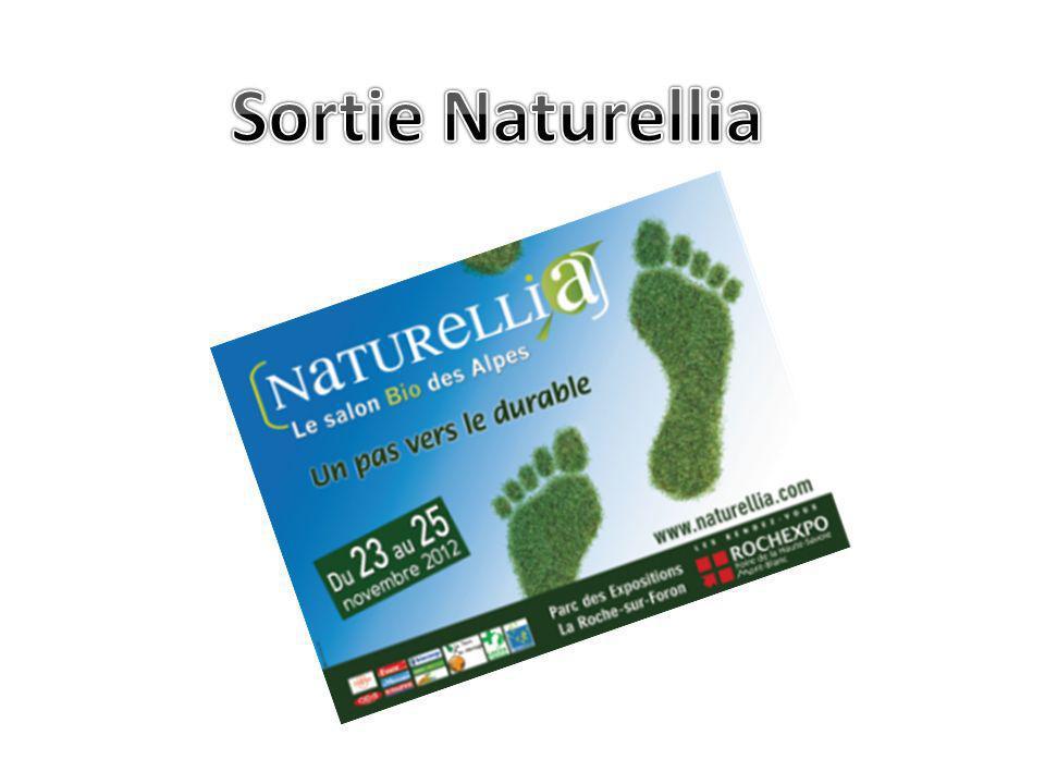 Sortie Naturellia