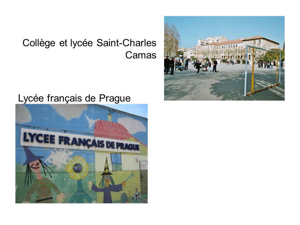 Collège et lycée Saint-Charles Camas