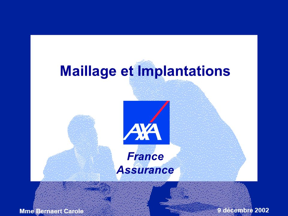 Maillage et Implantations