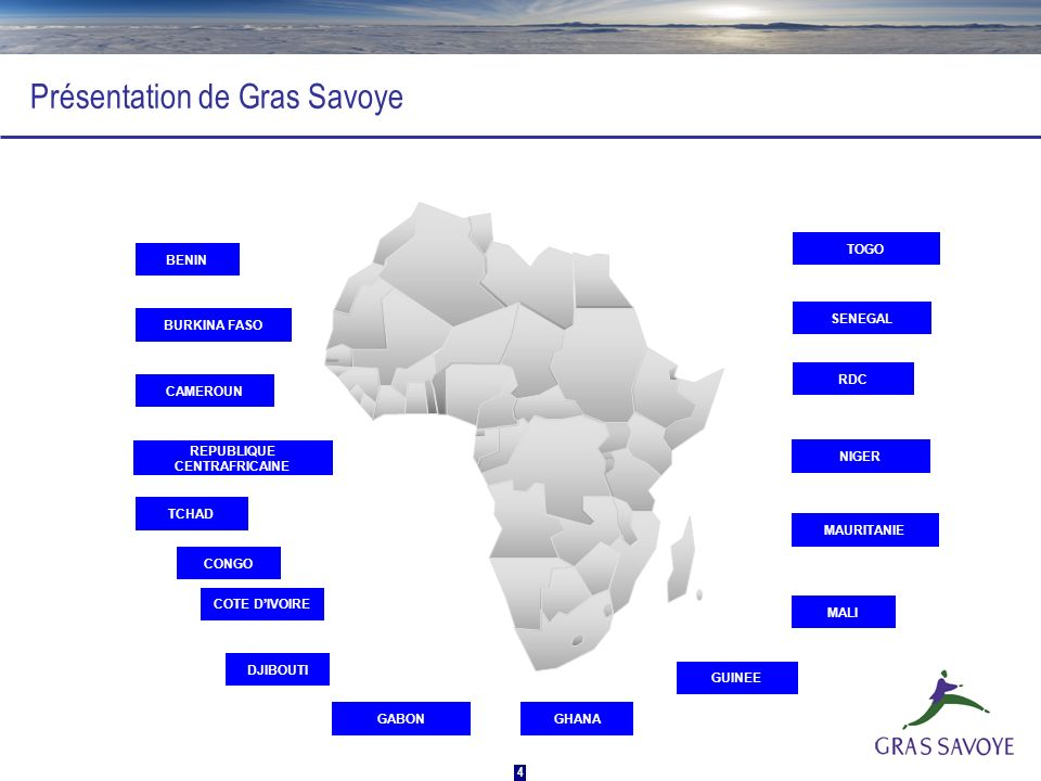 Présentation de Gras Savoye