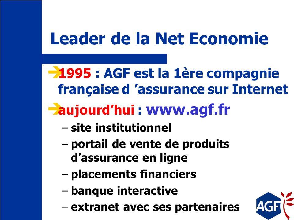 Leader de la Net Economie