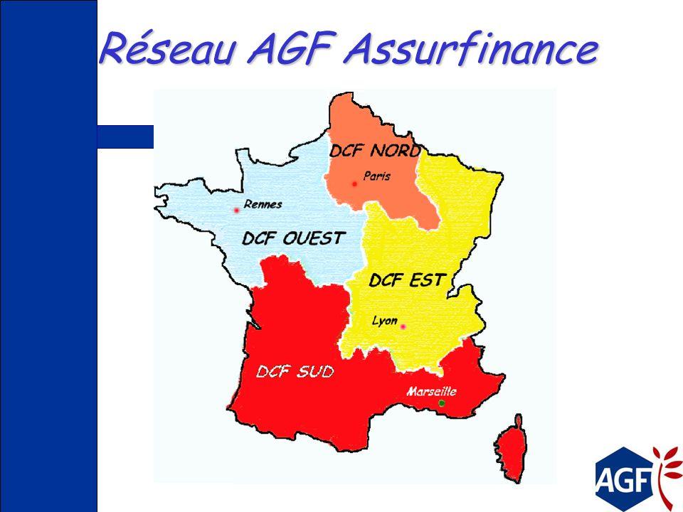 Réseau AGF Assurfinance