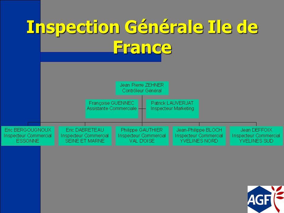 Inspection Générale Ile de France