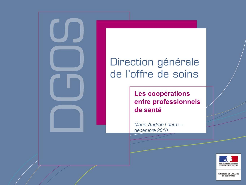 Les coopérations entre professionnels de santé