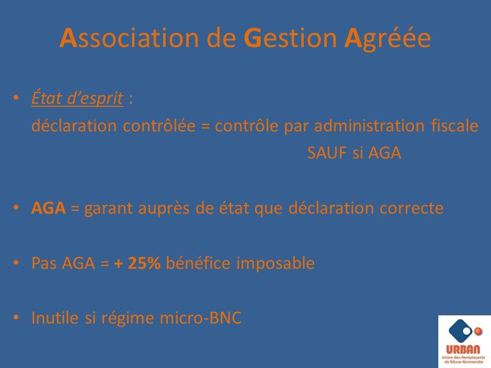 Association de Gestion Agréée